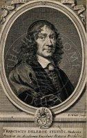 Portrait of Francois De La Boe Sylvius