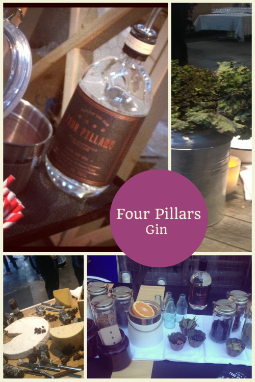 Four Pillars launch