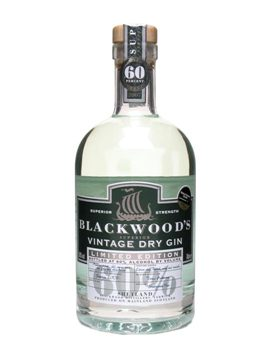 Blackwood's Gin
